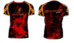 Koszulka RashGuard Armagedon